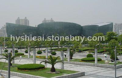 上海世紀大道(G654地鋪石,路沿石和G682地鋪石)