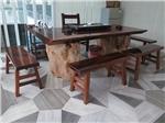 嘉岩木纹专馆业务室内景