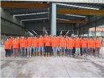 嘉岩石材员工团队