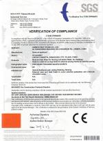 G654CE证书