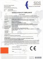 蒙古黑CE证书
