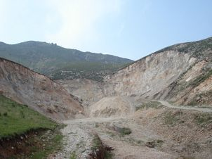 三星硅石礦