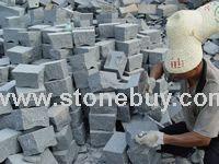 G654 花岗岩 小方石 方块