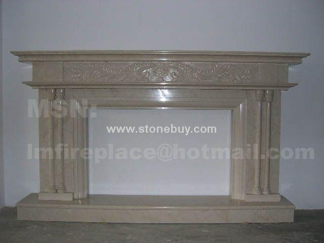 F-078壁炉王Fireplace Mantel