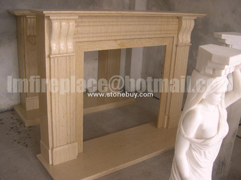 F-080(出口英国壁炉架Fireplace Mantel)