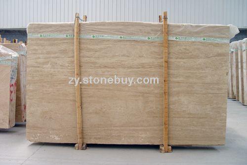 木纹洞石 Wooden Travertine