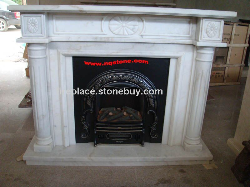 F-029(柱门式壁炉Fireplace Mantel)