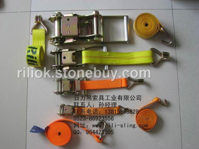 绑缚绳模-捆绑器 紧固器 栓紧带系列图片 吊装带