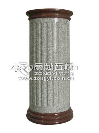 一个圆柱铁皮水桶