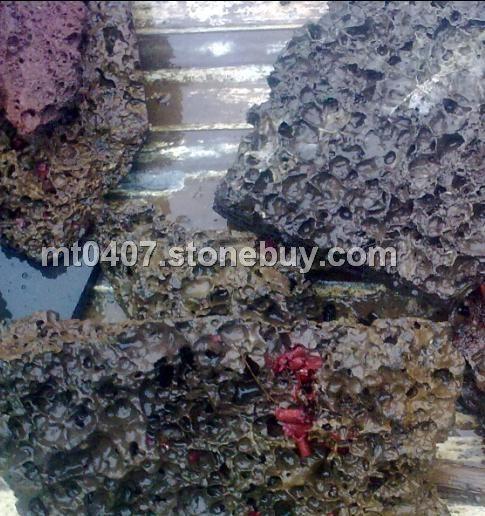 海南火山岩石材