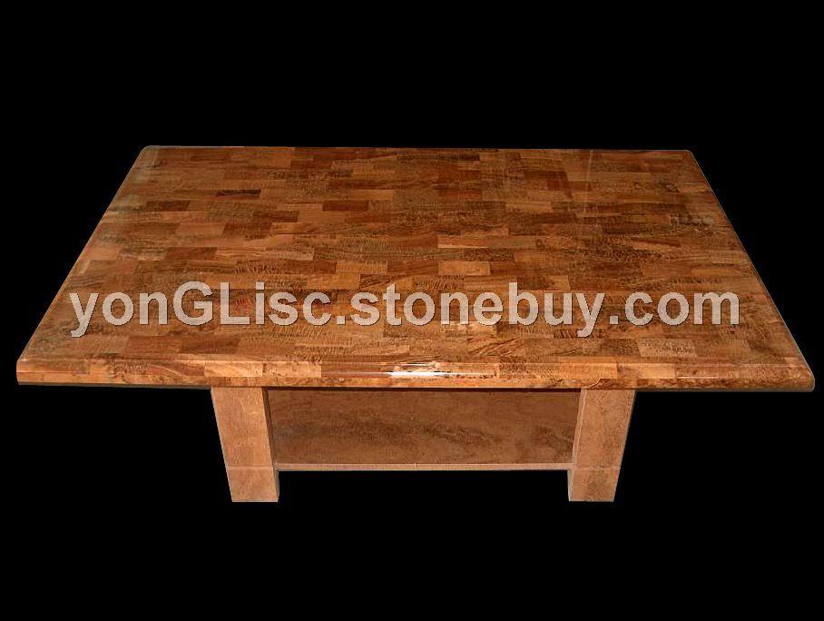 桌子手绘简笔画木纹