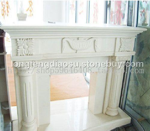 大理石壁炉架 欧式壁炉架 特价壁炉 壁炉6图片, 大理石壁炉架 欧式壁