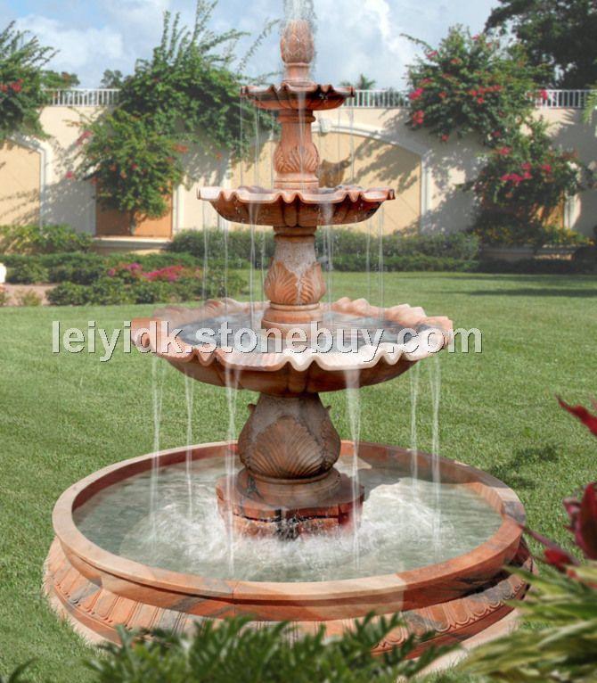 室内喷泉盆景欧式