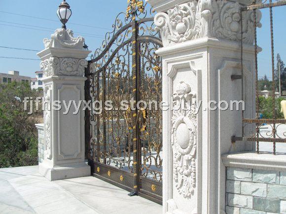 景观大门柱