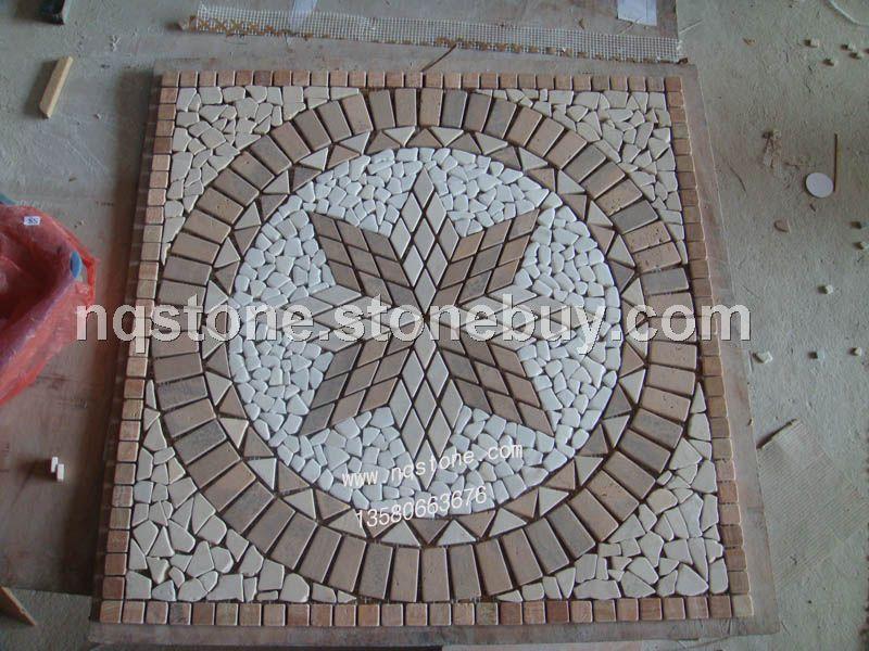 mp-031出口希腊大理石马赛克拼图mosaic