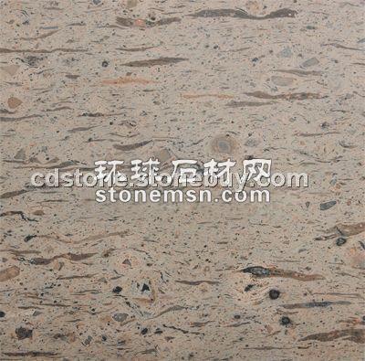 孔雀金麻石材