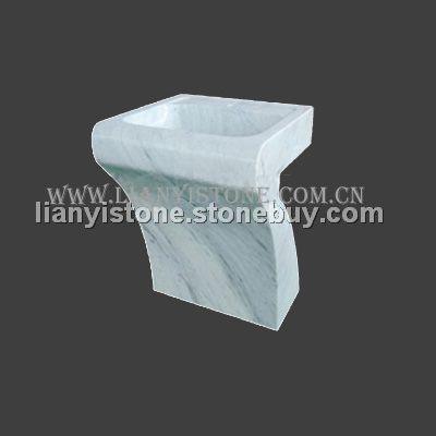 大理石台盆 图片