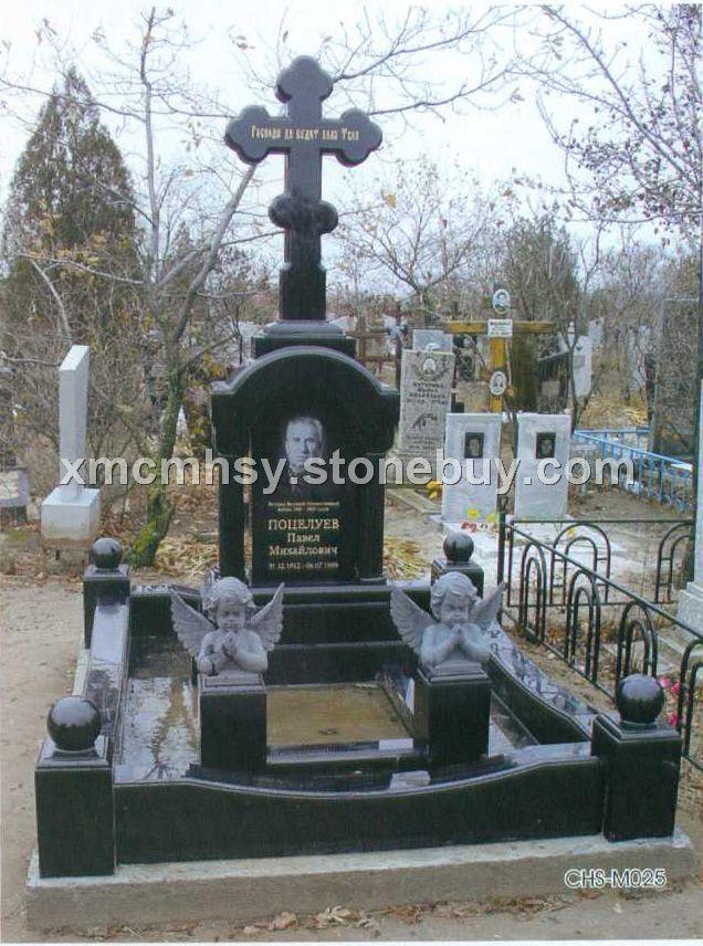 产品展示 墓碑 欧式