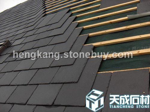 首页 产品展示 荒料&石板材 板岩 黑色瓦片  原产地: 江西 规格: 200