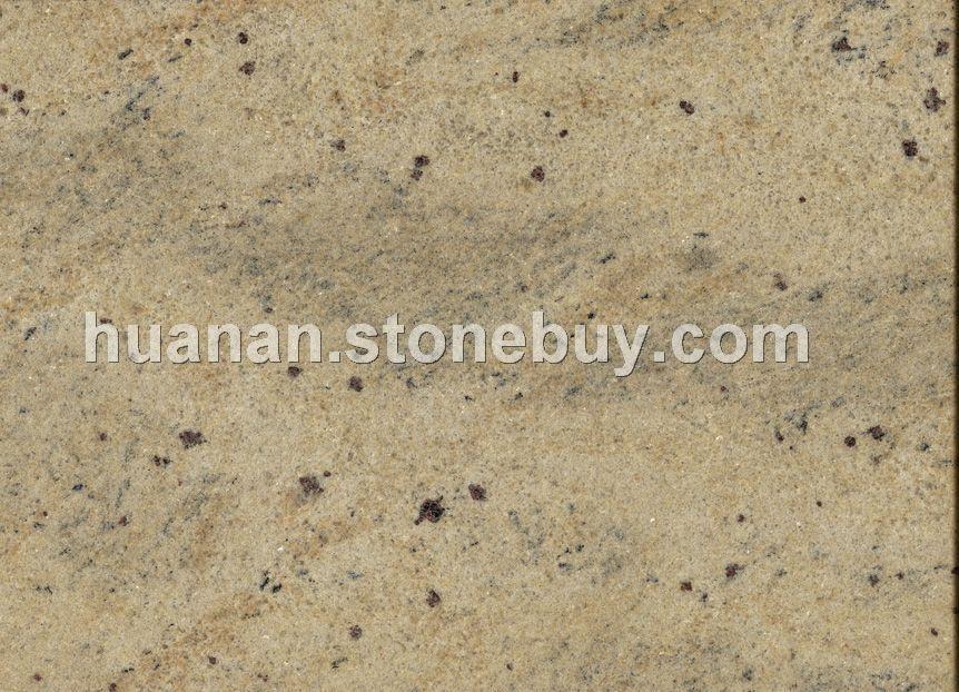 皇室金麻--幕墙石材、工程板、异形圆柱、进口花岗岩