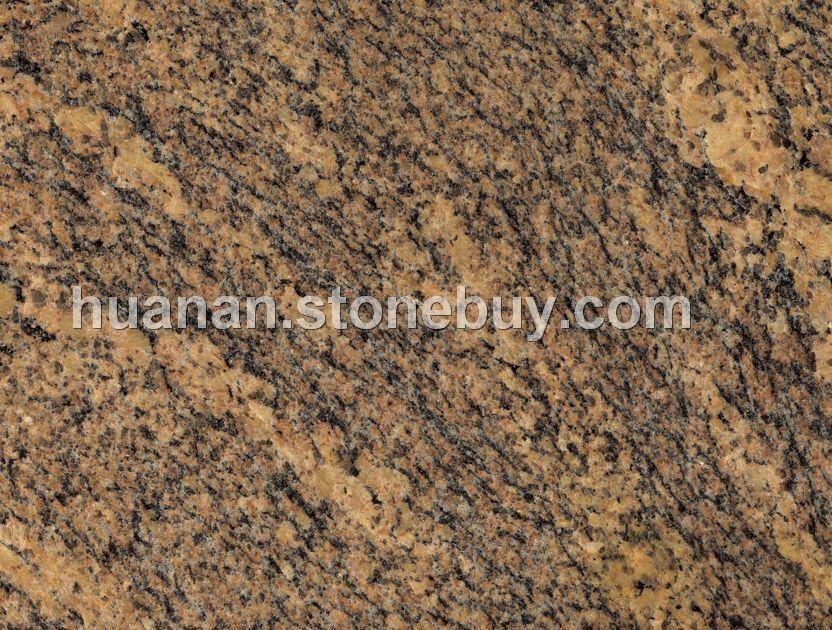 加州金麻--幕墙石材、工程板、异形圆柱、进口花岗岩、黄色花岗岩