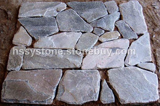 墙石地铺石粉石英乱形石