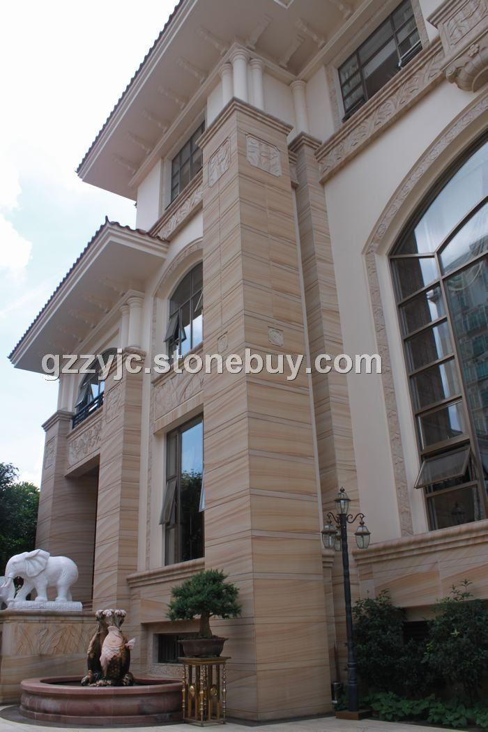 欧式别墅外墙砂岩雕塑