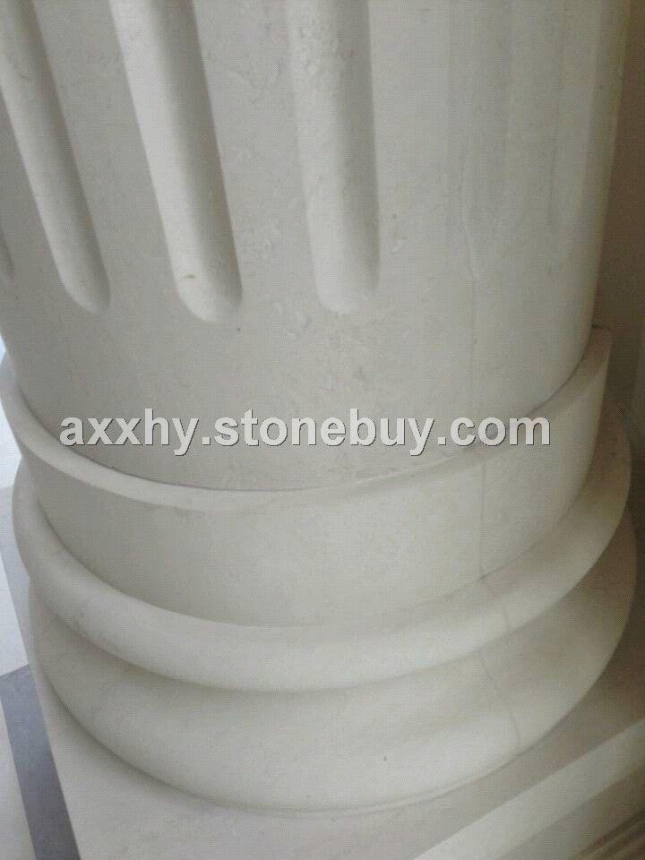 圆柱透视形体块手绘图