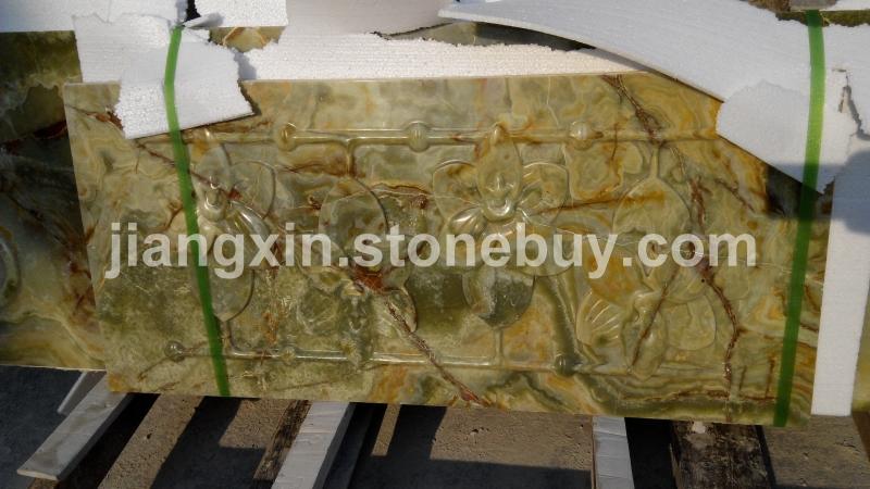 玉石浮雕 图片