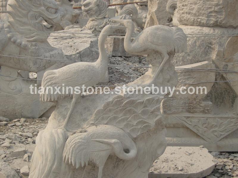 > 石雕动物026图片