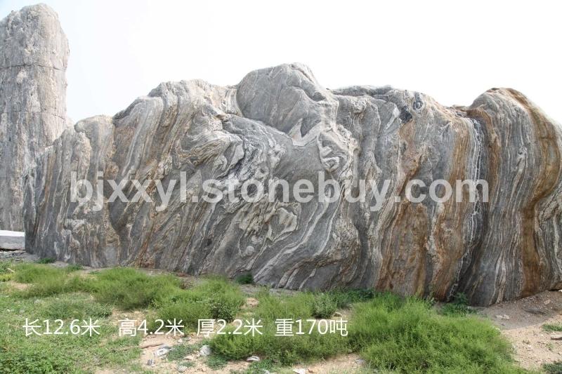 景石顶视图素材
