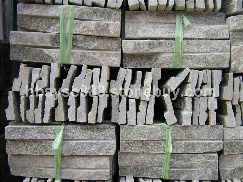 绿石英文化石蘑菇石湖北荷叶绿绿板岩