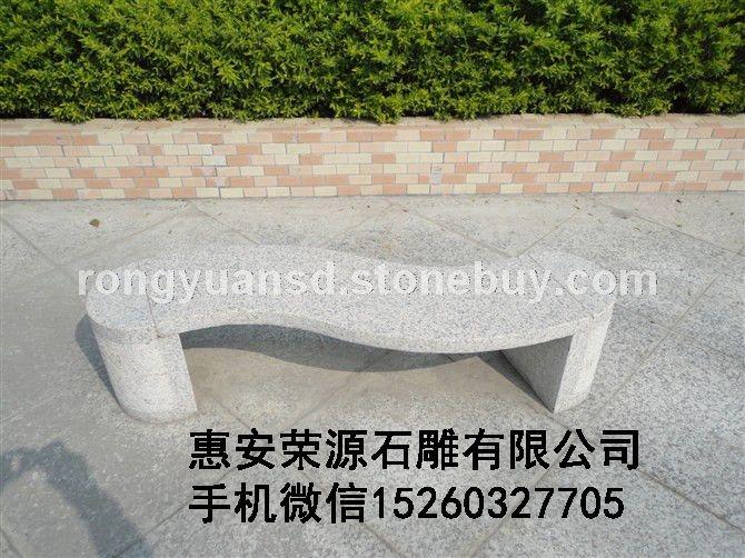 订做 花岗岩石桌椅 石长凳 园林雕刻,动物 人物石雕 喷水池 花钵栏杆