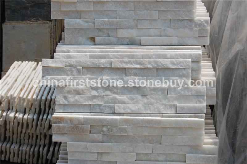 FSSW-150白色石英叉接口文化石