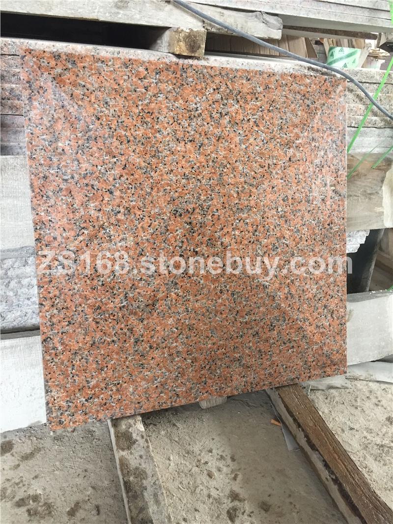 广西枫叶红G562装饰板
