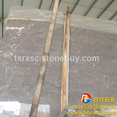 天然优质石材彩灰大理石 柏斯高灰石材 规格齐全 湖北厂家供应