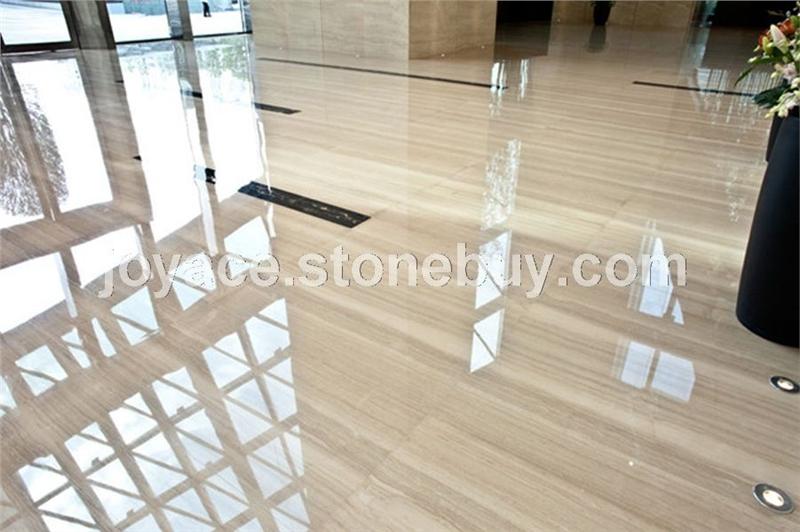 嘉岩石材承接白木纹工程订单 图片