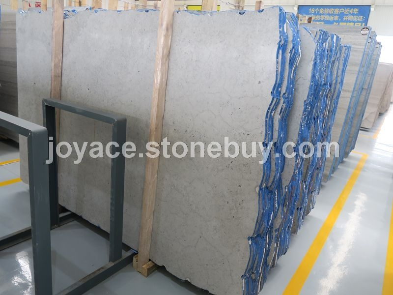 嘉岩蓝木纹反切面大板