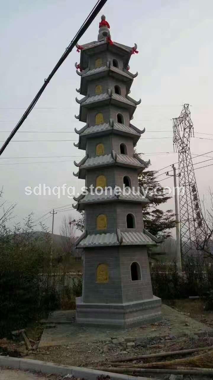 中国石雕之乡专业寺庙石雕雕塑舍利塔石塔各种佛像青石仿古雕塑