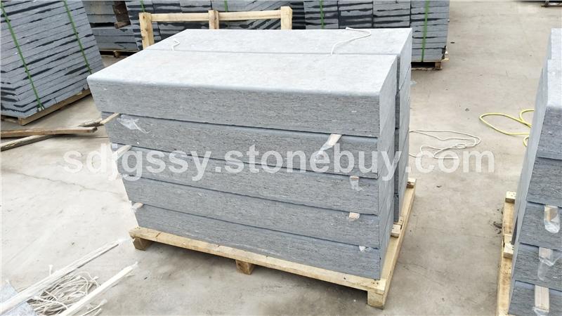 厂家大量供应优质青石台阶石