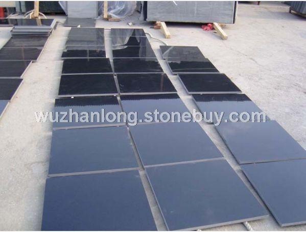 蒙古黑异型石材
