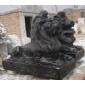 石狮子雕塑