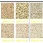 优质黄色花岗岩-黄金麻、金沙黄、黄锈石工程板 异形板