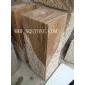 B-016木紋石洗手盆底座