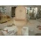 royal beige limestone洗手池