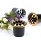 欧式墓碑花瓶、花岗岩墓碑灯笼配套内胆花瓶