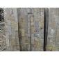 锈石英(粉石英锈板)胶粘文化石