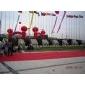 瘋狂的石頭-三維立體字雕刻億豐國際商貿港開業現場