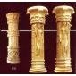 人物浮雕罗马柱