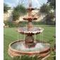 喷泉雕塑汉白玉大理石雕刻